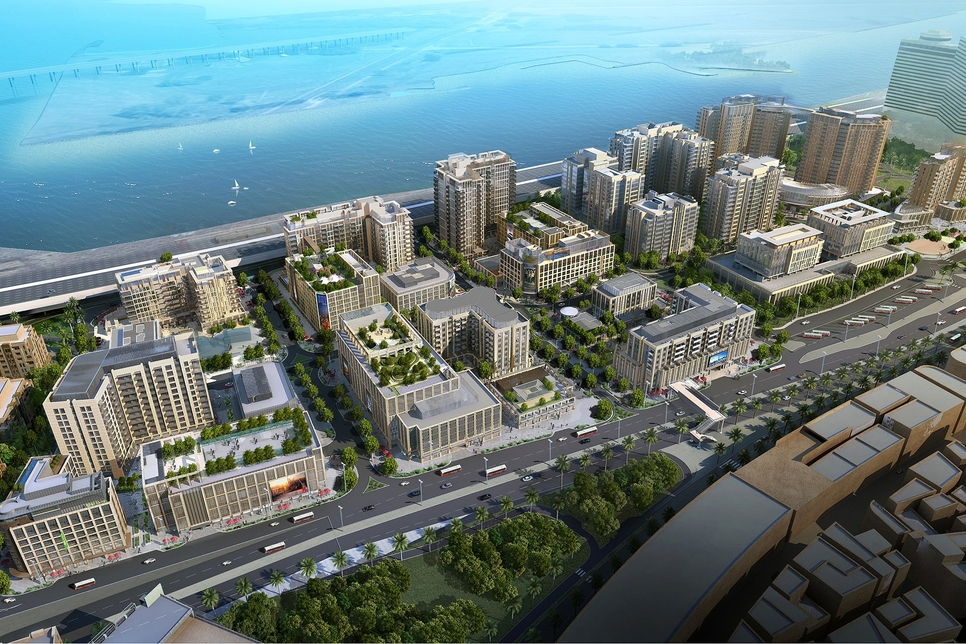 VIDEO: Five districts in Ithra Dubai's DEP project near completion
