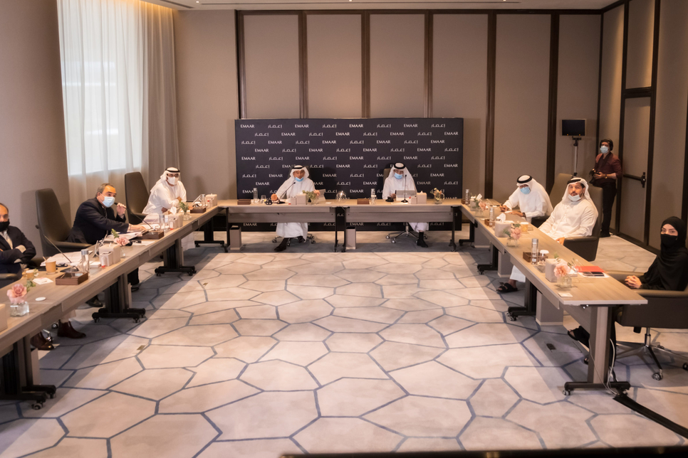 Emaar Properties highlights robust 2019 performance at 24th AGM