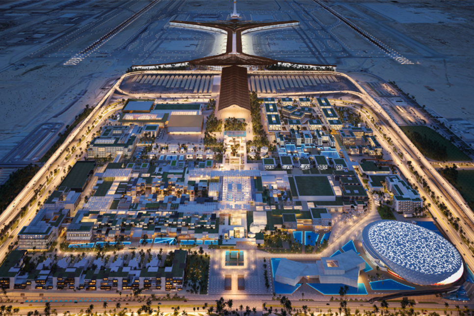 Chapman Taylor to develop Airport City masterplan in Jeddah