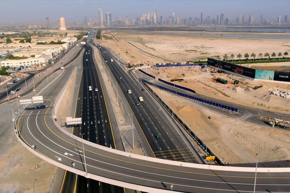 VIDEO: RTA opens 740-metre bridge leading to Dubai Creek Harbour