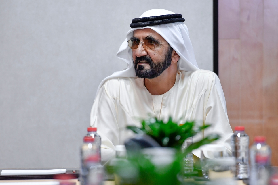 Decree issued for Mohammed bin Rashid Housing Establishment board