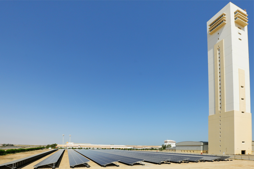 GALLERY: DEWA opens solar plant at Ducab premises
