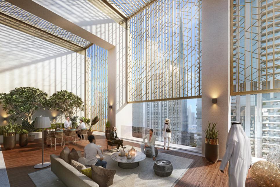 Emaar's Burj Crown scheduled for October 2023 completion - Business - Construction Week Online