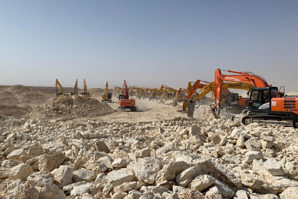 SAJCO wins $190m major roads and bridges contract at Qiddiya