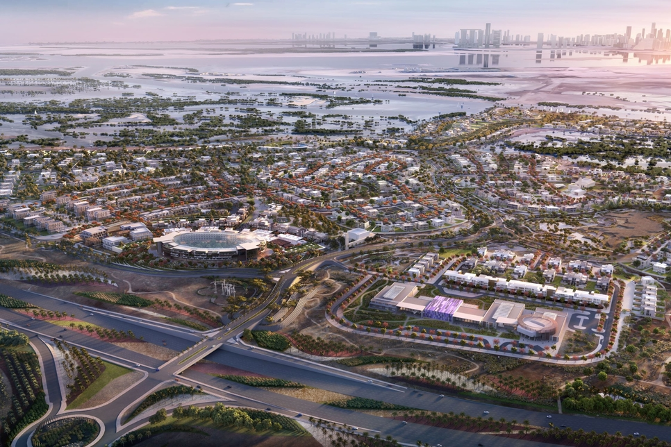 GCC wins $23.4m interchange contract for Jubail Island