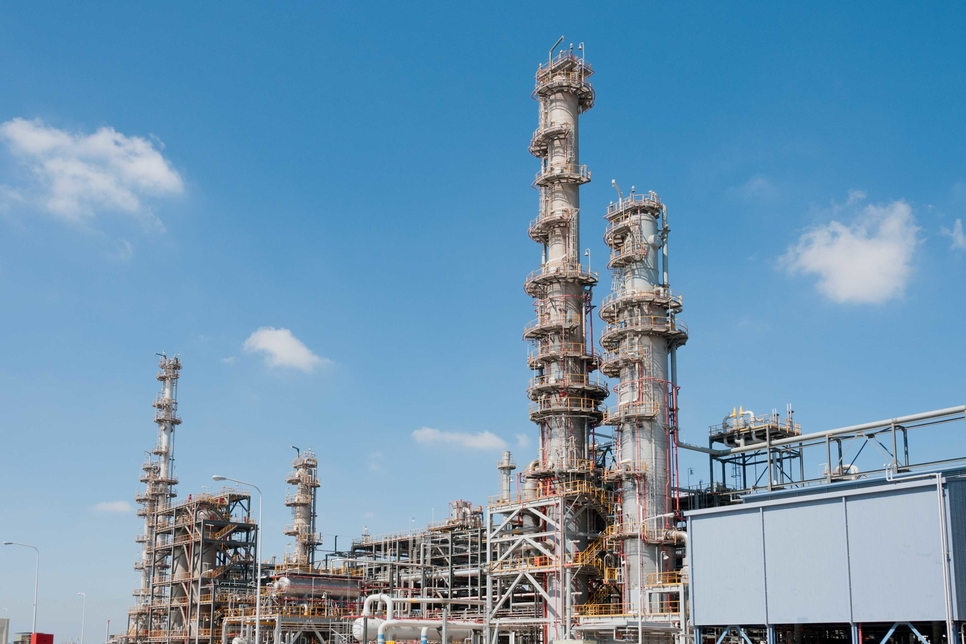 ADNOC achieves 73% completion on Ruwais' refining upgrade