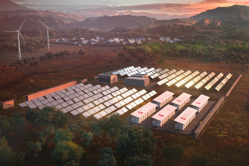 Azelio, ALEC Energy ink deal for renewable energy storage site