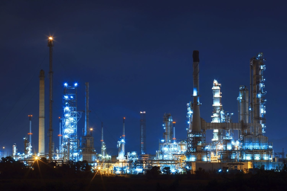 Mammoet completes heavy lifting for turnaround at Riyadh refinery