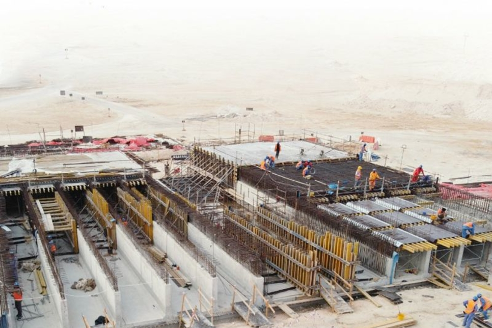 VIDEO: Work progresses on Package D & A of Etihad Rail project