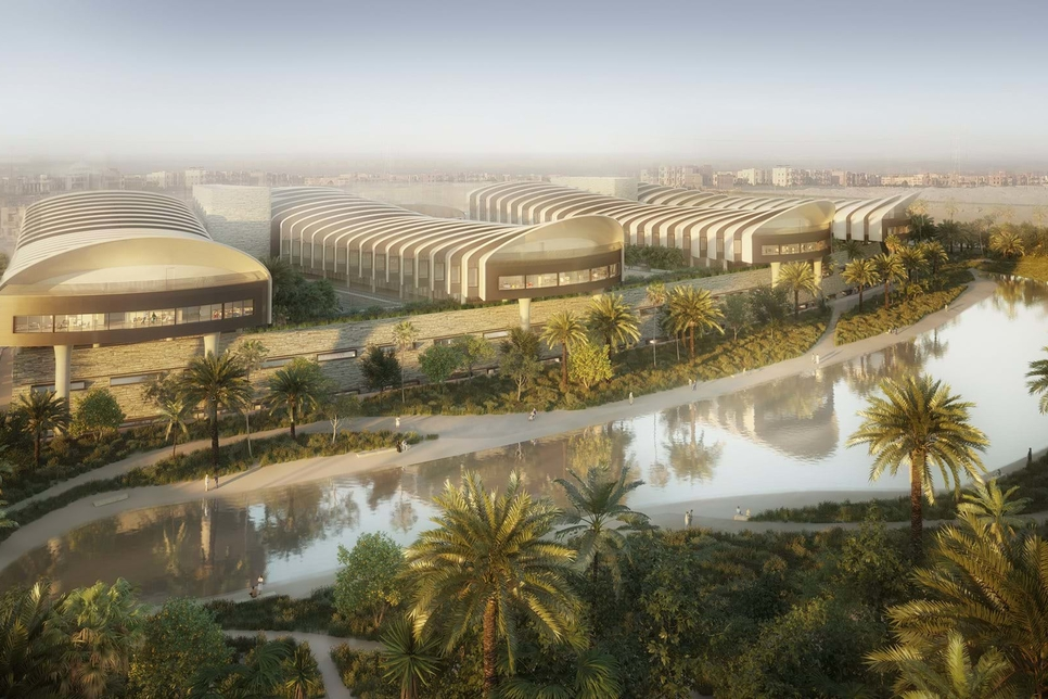 Foster + Partners-designed heart centre in Cairo begins construction