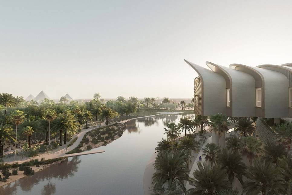 Magdi-Yacoub-Global-Heart-Centre-Cairo-Foster-Partners