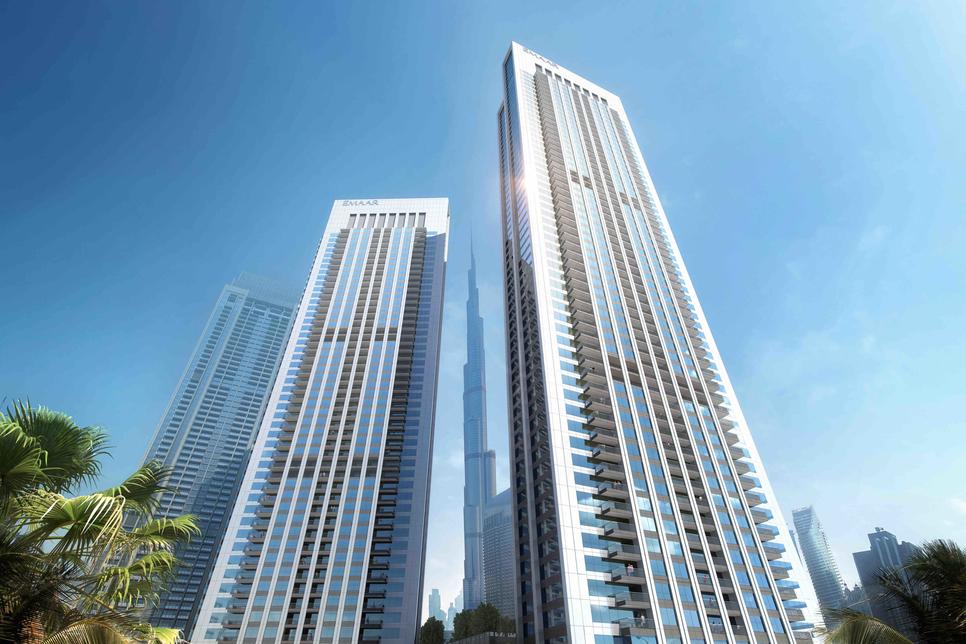 WME notes 'tremendous progress' on Downtown Views II in Dubai