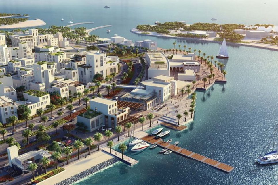 Phase 1 of Shurooq's $1.2bn Maryam Island to complete in Dec '20
