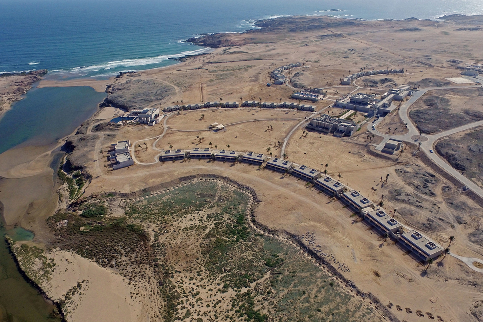 PICTURES: Oman minister launches Alila Hino Resort project in Dhofar