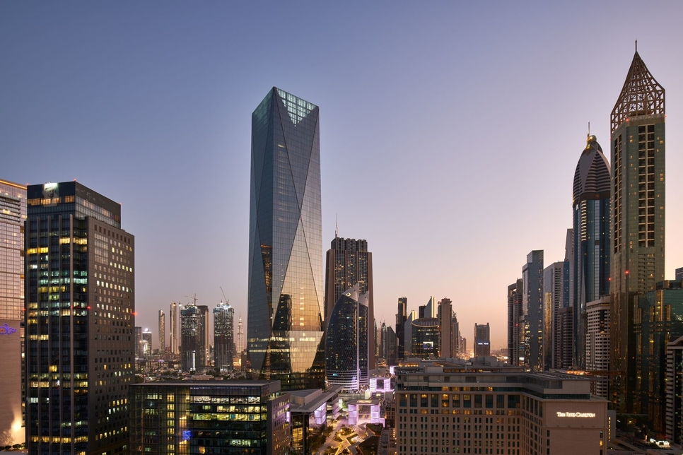 First tenants move into 53-storey, 102,193m2 ICD Brookfield Place