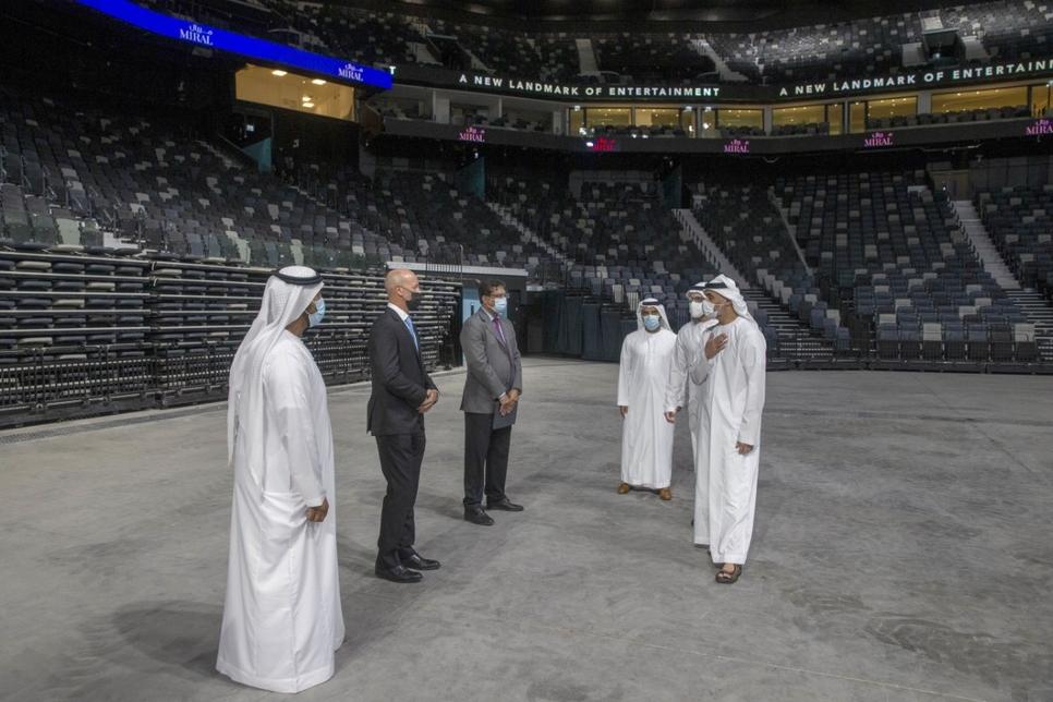 Sheikh Khaled bin Mohamed bin Zayed Al Nahyan