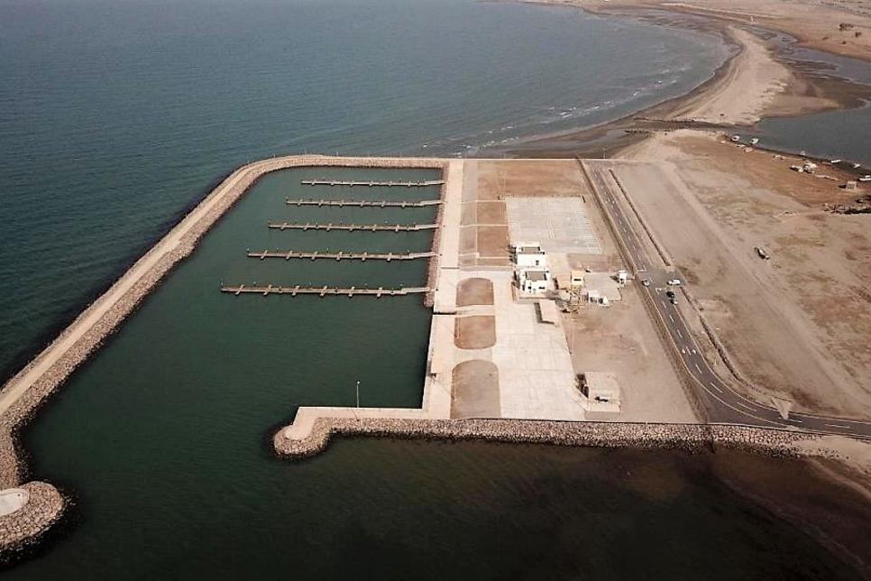 Saudi Electricity constructs fishing port in Jazan's Al-Shuqaiq