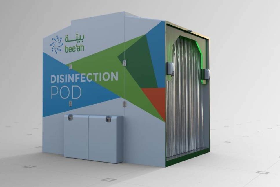 ITP Media Group, Bee'ah partner for increased sanitation at events