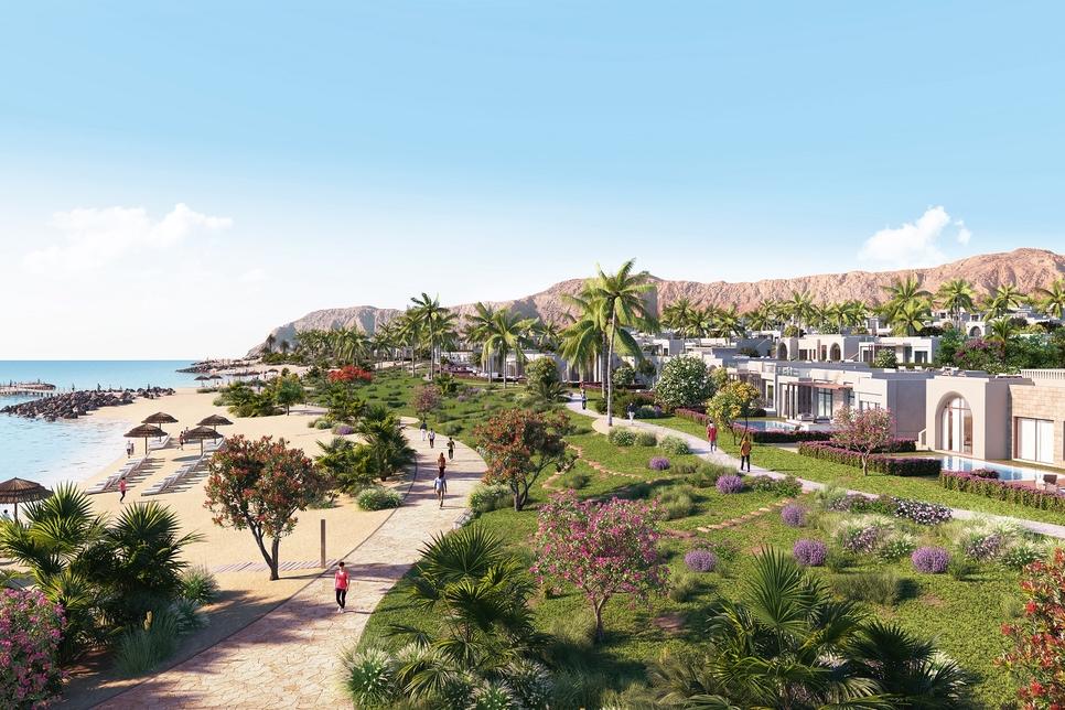 Muriya Jebel Sifah The Beachfront Oman