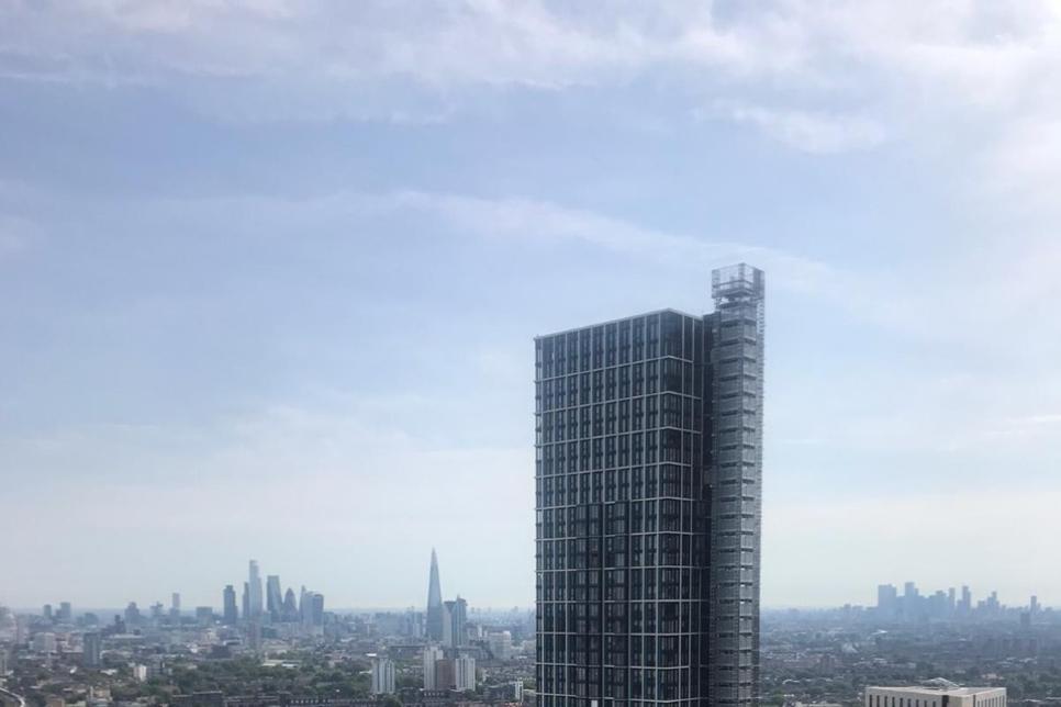 DAMAC Properties London Tower Nine Elms