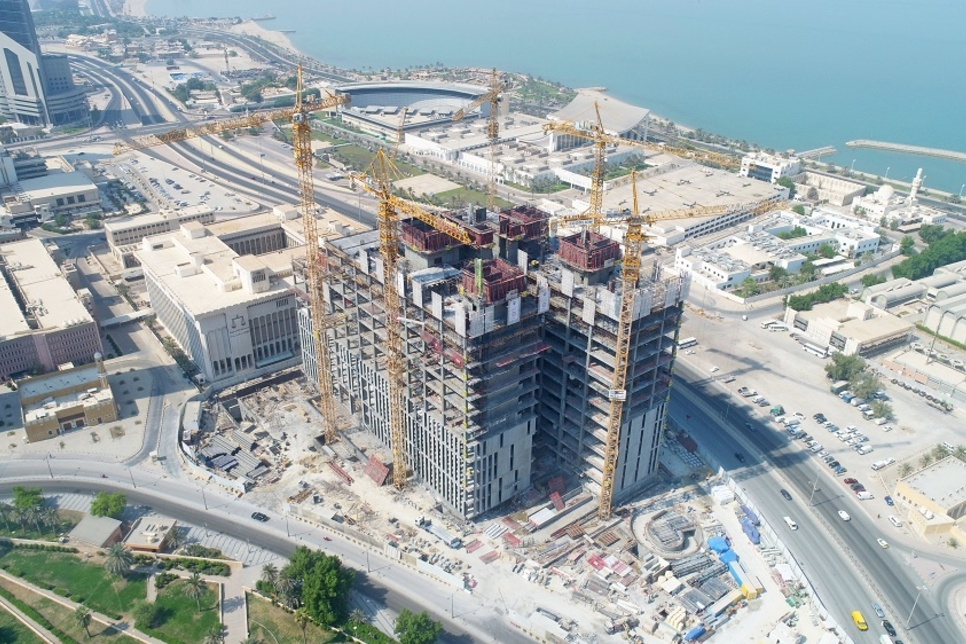 Palace of Justice Construction