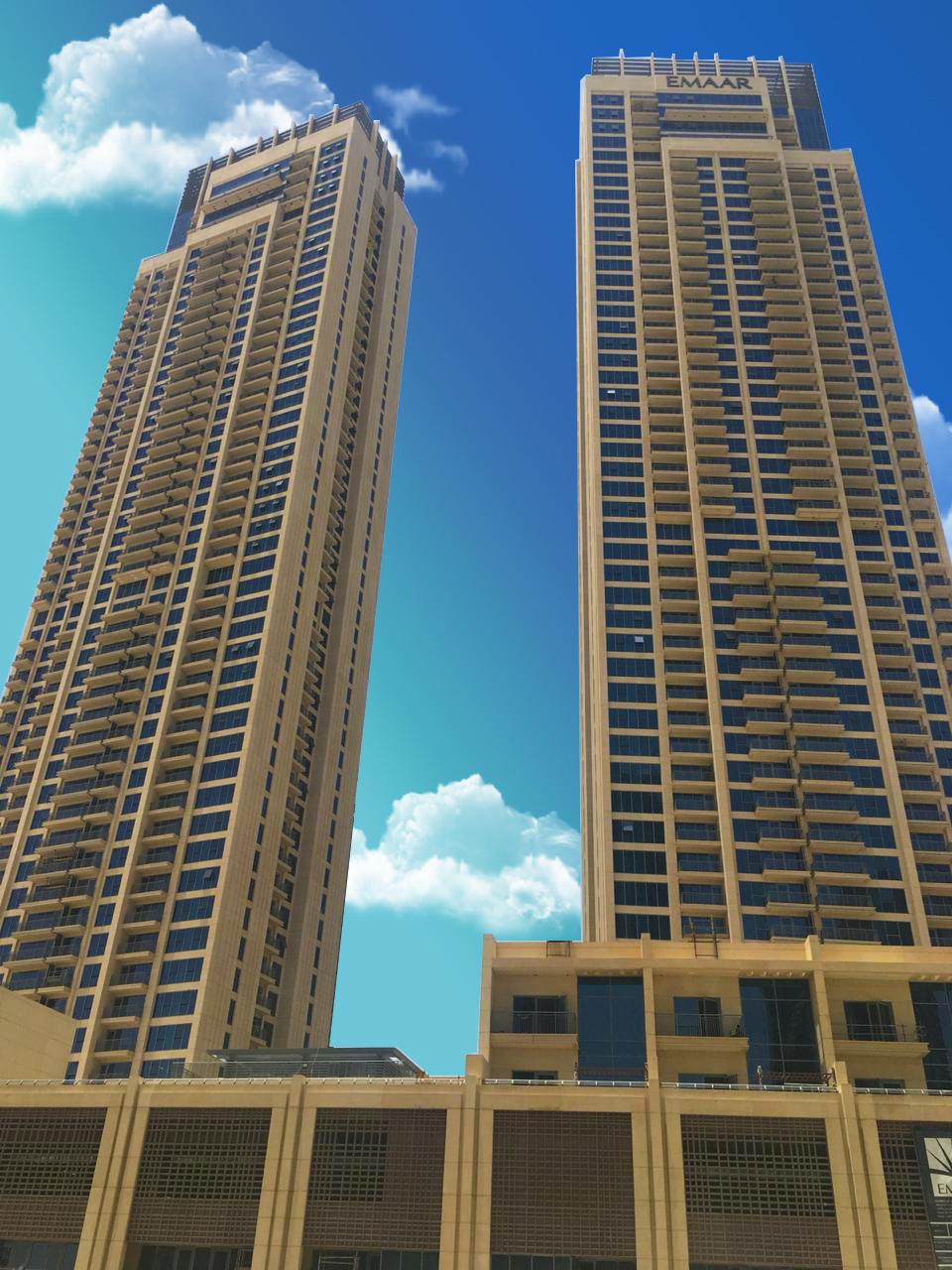 Harbour Views project Dubai Creek Harbour