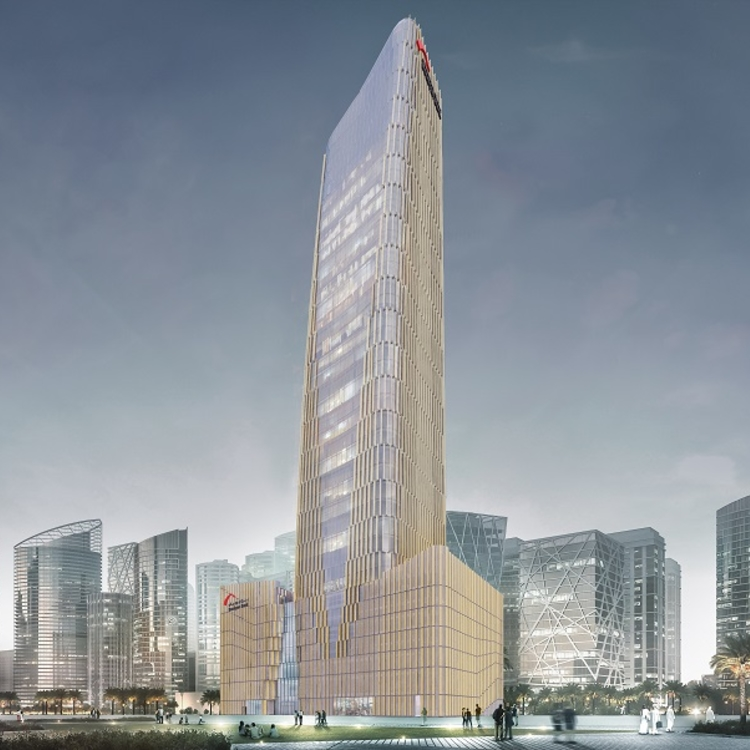 SSH to design new Boubyan Bank headquarters in Kuwait City