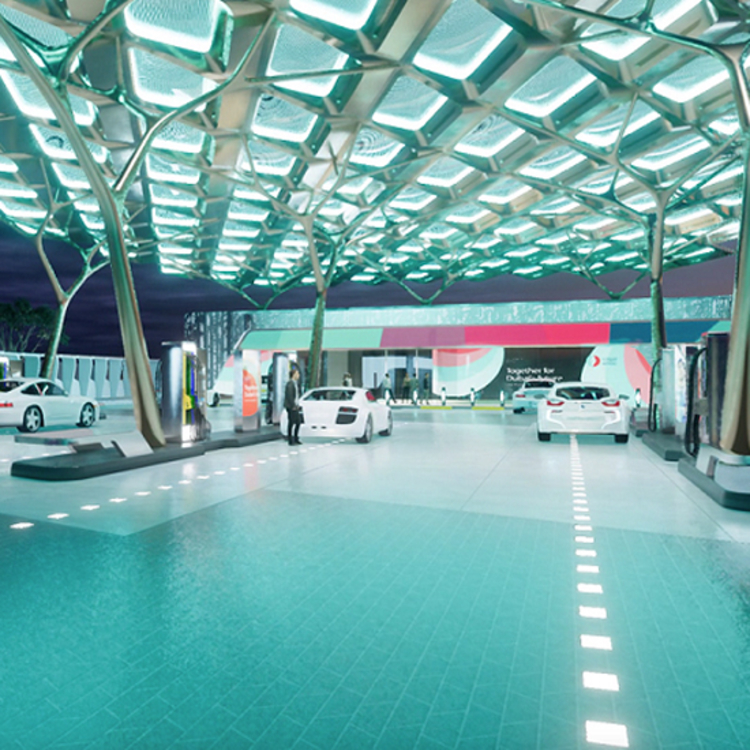 Construction on ENOC's Expo 2020 Dubai service station reaches 40%