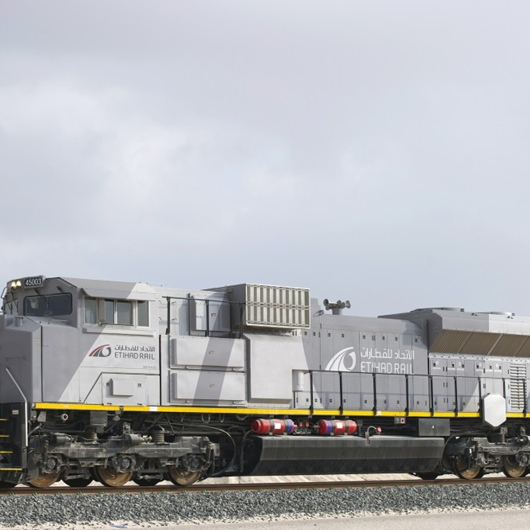 Etihad Rail awards locomotives supply contract to Progress Rail