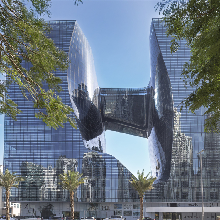 Zaha Hadid-designed The Opus's ME Dubai to open on 1 March