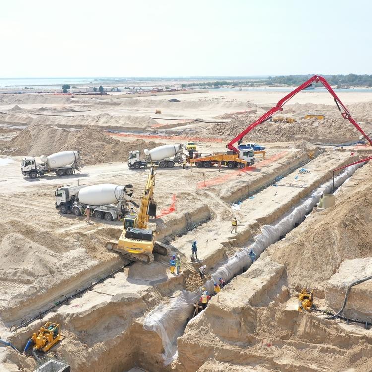 ADM, Musanada, DMT begin $80.2m roads, infra project in Al-Sadr